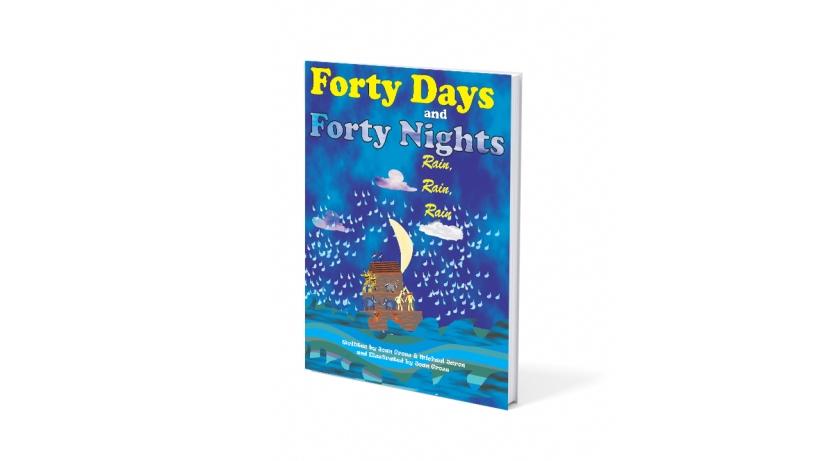 Forty Days and Forty Nights, rain, rain, rain